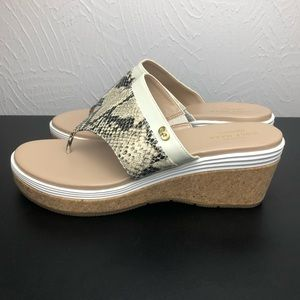 Cole Haan Women's Cecily Grand Thong Sandal Size 9